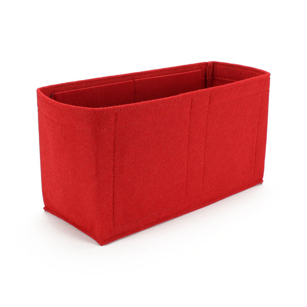 Basics Small Millie Handbag Liner Red