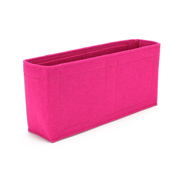 Basics Medium Lily Handbag Liner Hot Pink