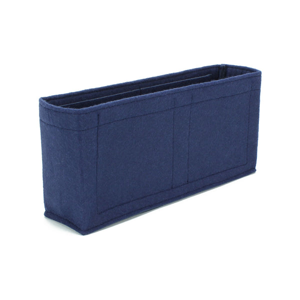 Basics Medium Lily Handbag Liner Navy