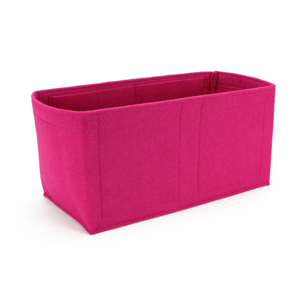 Basics Neverfull MM Handbag Liner Hot Pink