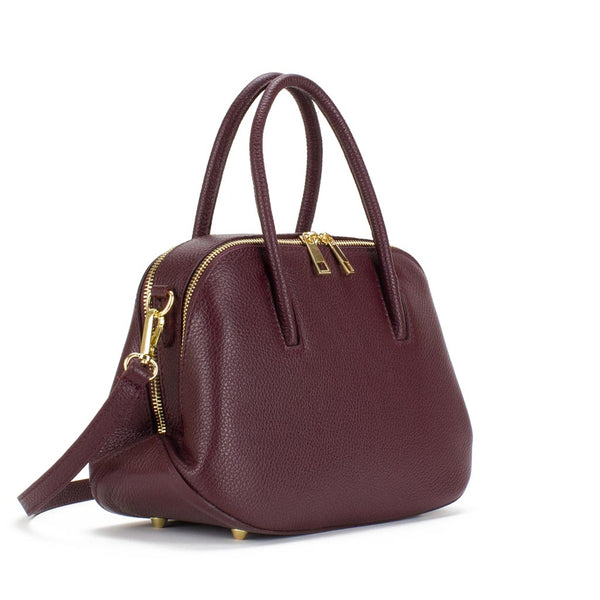 Grace Crossbody Bag Burgundy