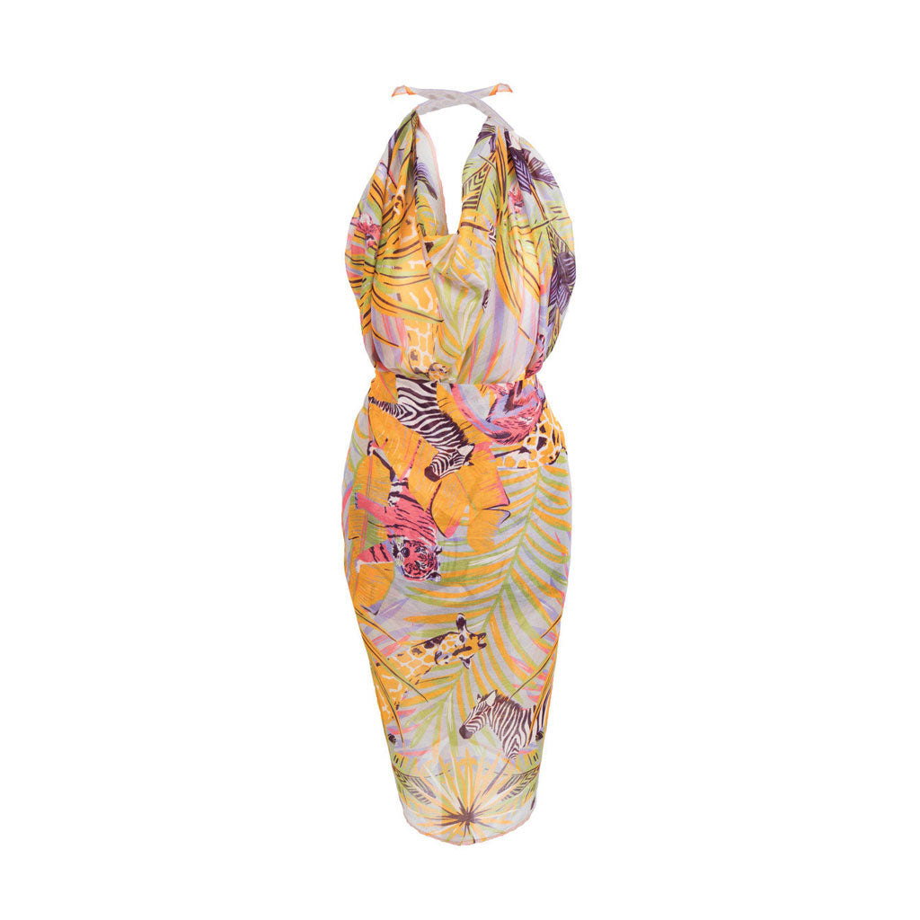 Powder Elephant Parade Sarong