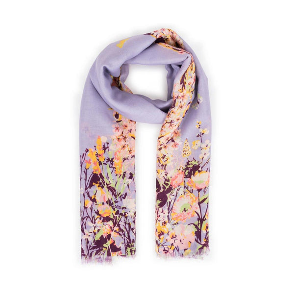 Powder Spring Hare Scarf