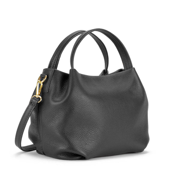 Serena Grab Bag, Black