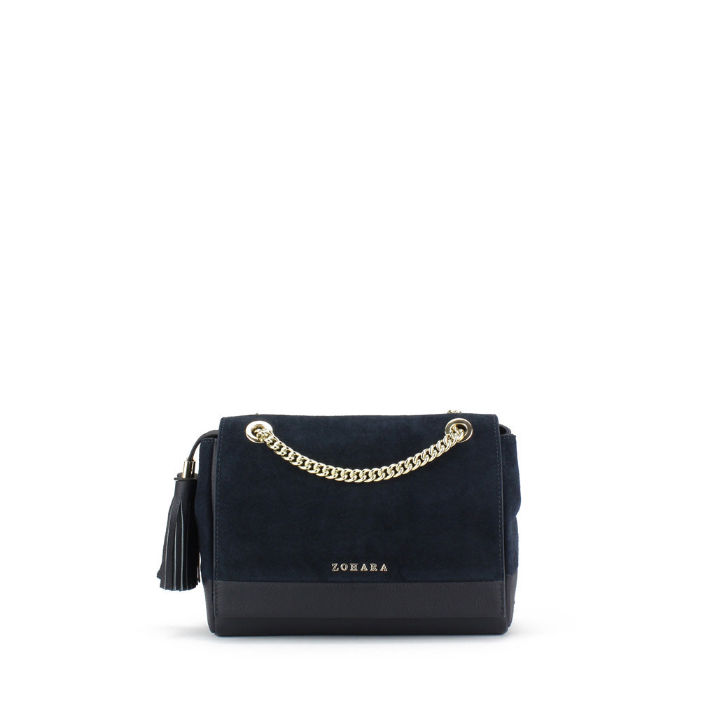 Zohara Glenada Crossbody Bag in Navy