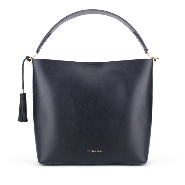 Zohara Meelmore Shopper in Navy
