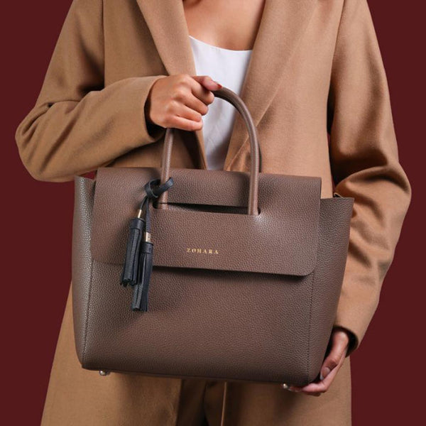 Zohara Trassey Flap Bag