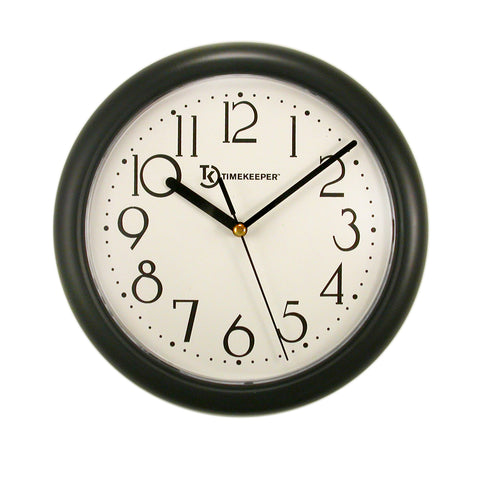 Chester Resin Case Clock