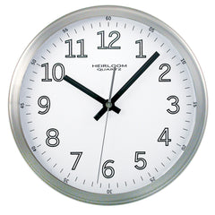 Metal Clocks / Clocks with Metal Accents / Metallic Clocks