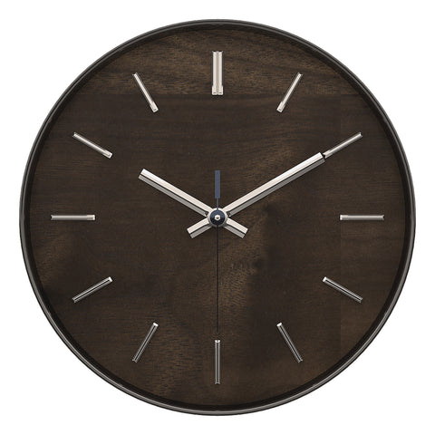 Wall Clock Woodtones