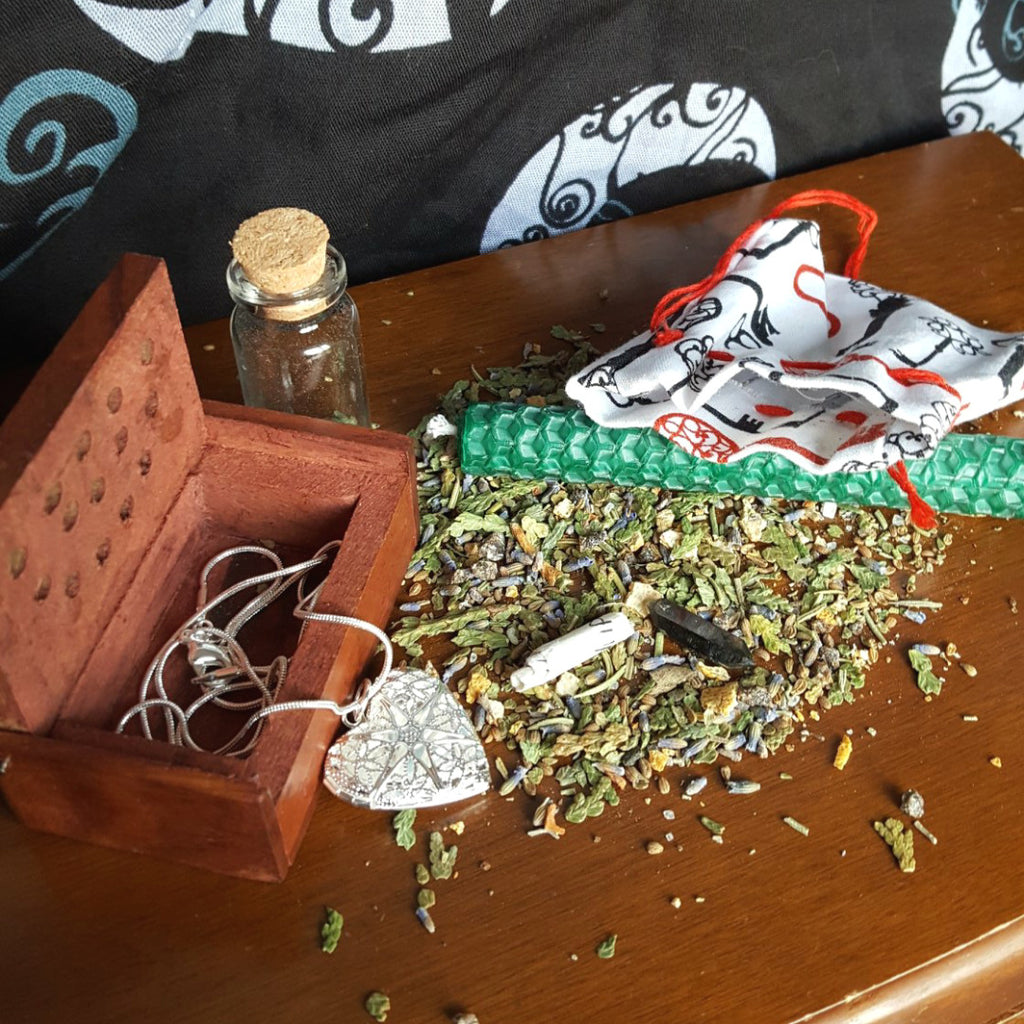 Uses of Loose Incense