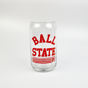 Ball State Retro Glass