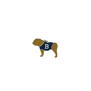 Butler Blue Pin