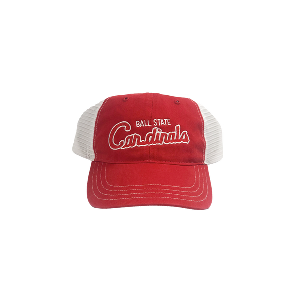 Ball State Cardinals Trucker