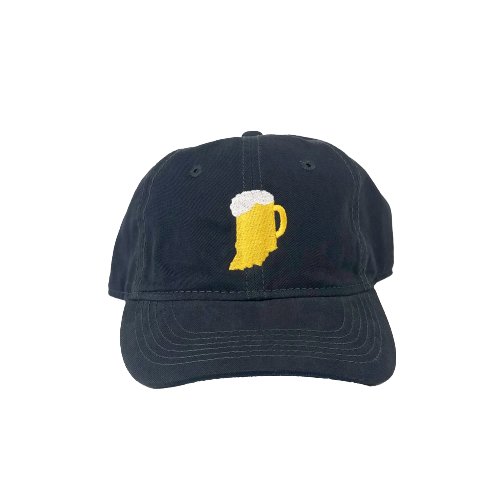 drINk Indiana Dad Hat
