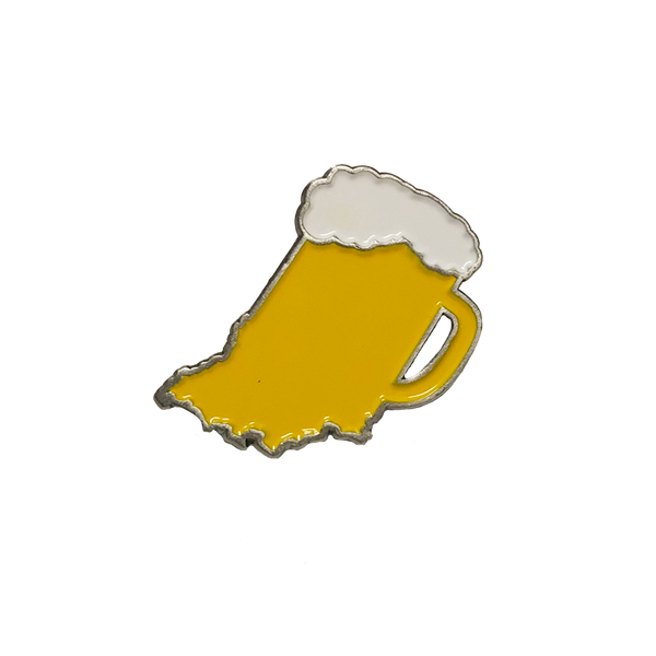 drINk Enamel Pin