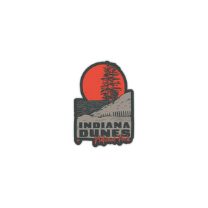 Indiana Dunes Nat'l Park Sticker