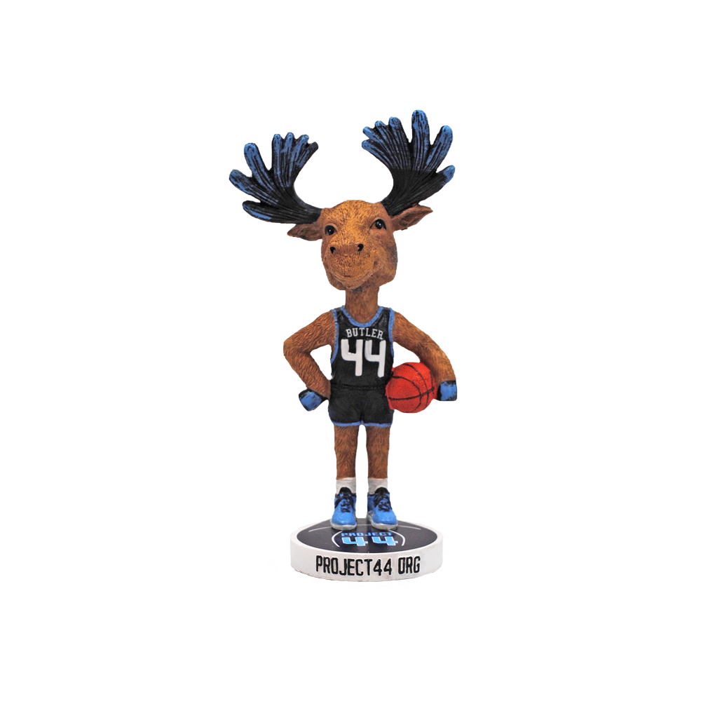 Project 44 Moose Bobblehead