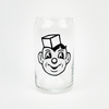 Purdue Pete Head Glass