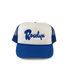 Roselyn Bakery Foam Trucker Hat