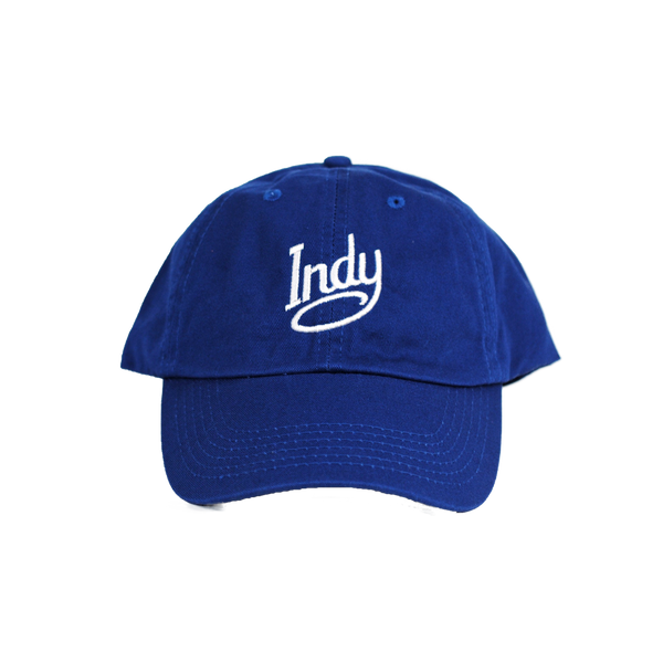 Visit Indy Dad Hat