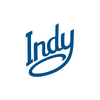 Vist Indy Sticker