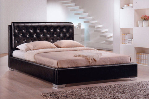 Miyo Tufted King Bed - The Big E Gun Shop