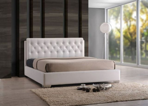 Miyo Tufted Queen Bed