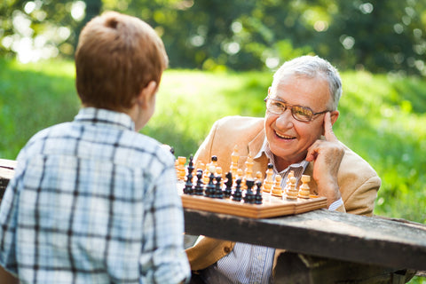 chess grandfather