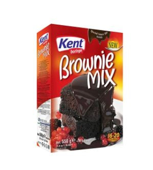 Halal muffin, pancake, brownie and dessert mixes