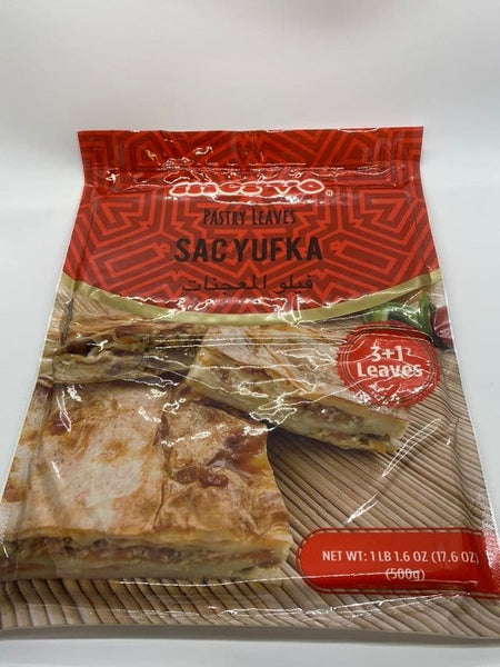 Merve Yufka(Turkish style pastry filo) rectangular