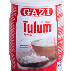 "Gazi Erzincan tulum cheese ""Erzincan tulum peyniri "" - 440g net  - CAN *** deliveries : GTA only **** - Turkish Mart"