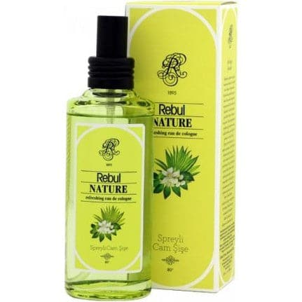 Rebul cologne (kolonya) Nature - 100ml
