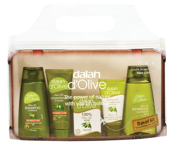 Dalan Olive oil Travel Kit - Turkish Mart