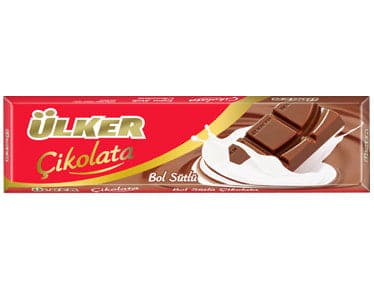 Ulker Extra Milk Chocolate - 40gr - Turkish Mart