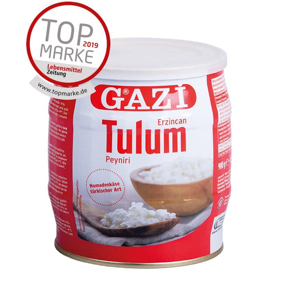 "Gazi Erzincan tulum cheese ""Erzincan tulum peyniri "" - 900g net  - CAN *** deliveries : GTA only **** - Turkish Mart"