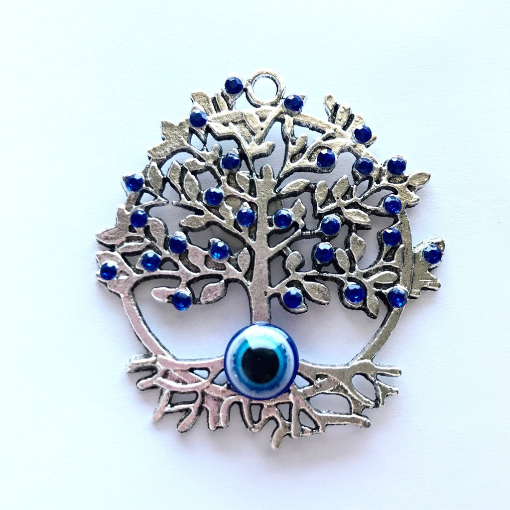 Evil Eye Magnet (tree) - Turkish Mart
