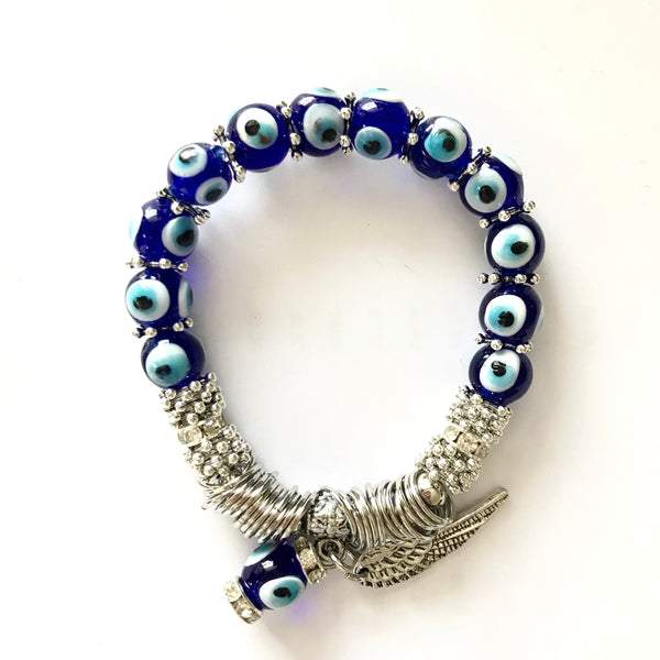Evil Eye Bracelet #3 - Turkish Mart