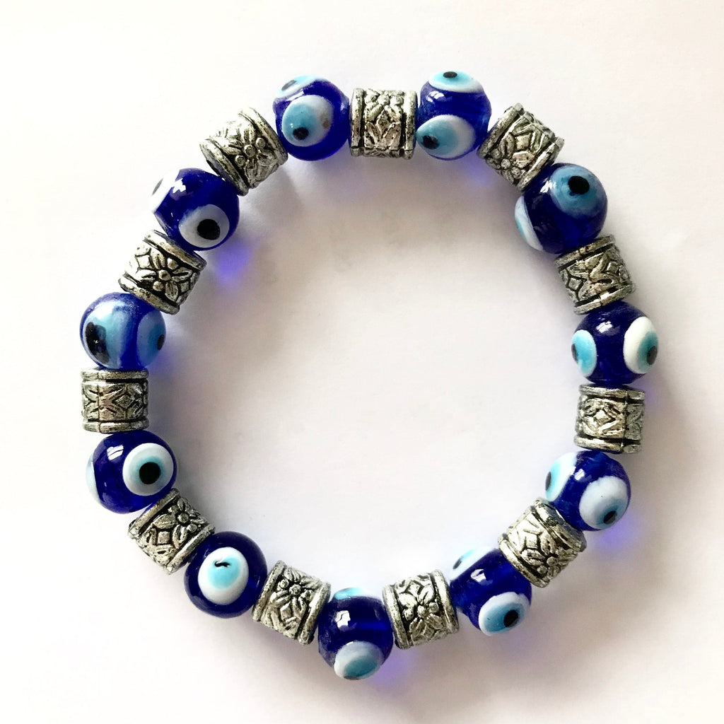 Evil Eye Bracelet #1 - Turkish Mart