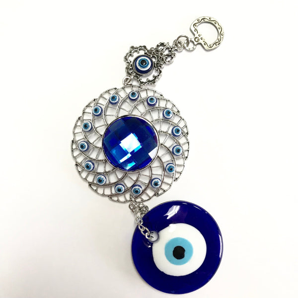Evil Eye Suspension - Turkish Mart