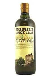 Komili Extra Virgin Olive Oil - 1lt - Turkish Mart