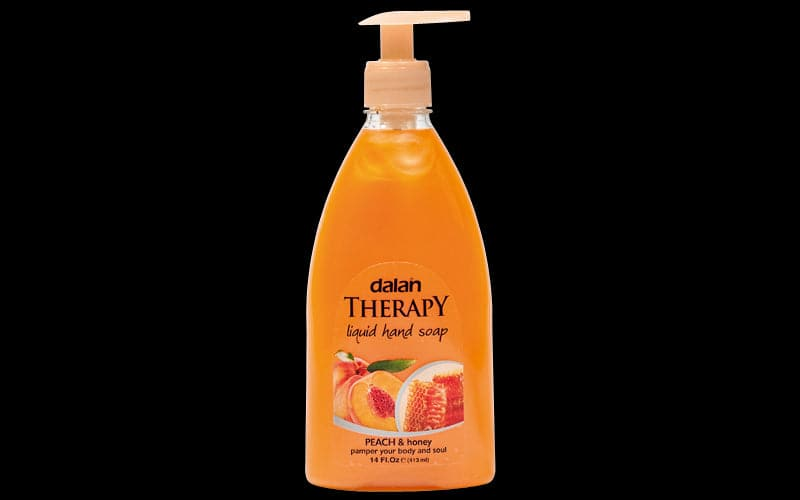 Dalan Therapy Liquid Hand Soap-Peach & Honey - 400ml - Turkish Mart