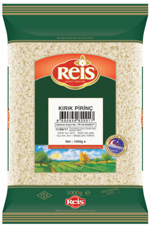 Reis Broken Rice - 1Kg (out of stock)