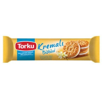 Torku Chocolate Cream Cookies 88g