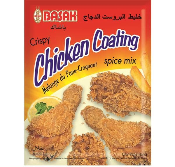 Basak Chicken Coating spicy mix - 100g - Turkish Mart