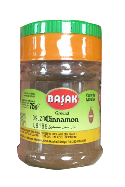 Basak Cinnamon 75g - Turkish Mart