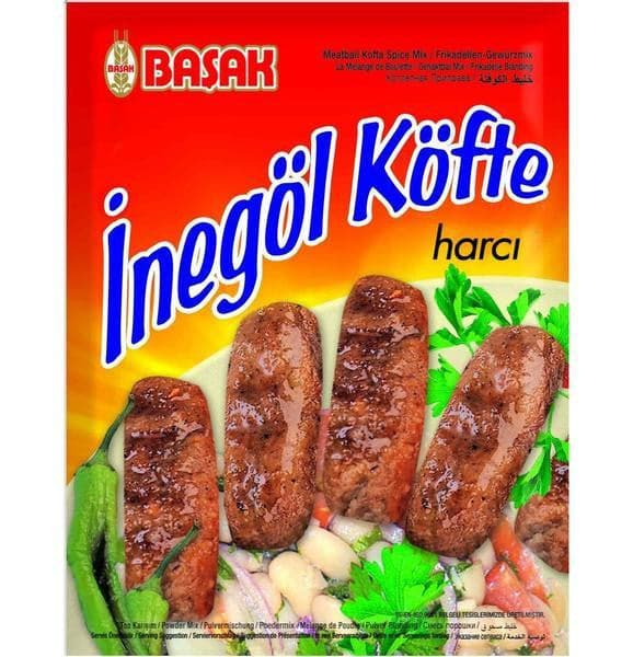 Basak Inegol Kofte Seasoning - 75g - Turkish Mart