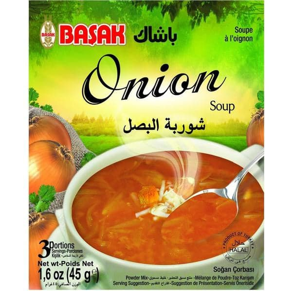 Basak Onion Soup - 45g - Turkish Mart