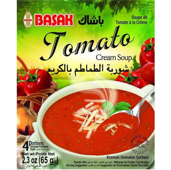 Basak Tomato Soup - 65g - Turkish Mart