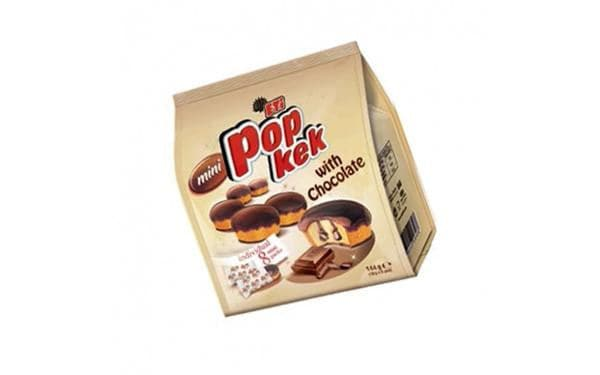 ETI Popkek Minis Chocolate Flavor 144g - Turkish Mart